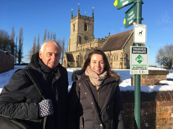 Heritage Crime Support Volunteers in Leicestershire