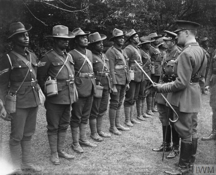 Royal Visit to the Western Front, 1914-1918