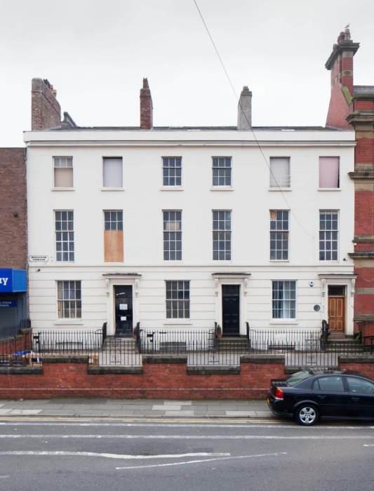 Brougham Terrace, Liverpool