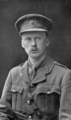 Captain Henry Clifford Stroud© IWM HU11872