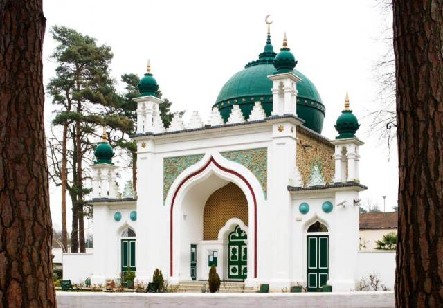 Shah Jahan Mosque, Woking, Surre