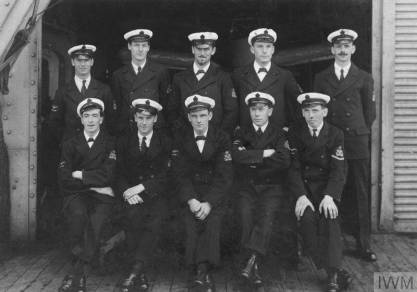 Royal Naval Air Service mechanics