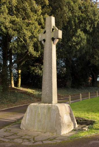 War Memorial, St Matthew's church, Oxhey, Hertfordshire. Newly listed at Grade II. Image © Historic England/DP219511 This memorial cross commemorates the local men who fell in the First World War. It includes the name of Flight Sub Lieutenant Reginald Alexander John Warneford VC. He was a RNAS pilot noted for his skill and aggression in the air, specialising in intercepting German airships and attempting to shoot them down before they could carry out air raids on Britain. He was awarded the Victoria Cross for destroying the enemy's LZ37 airship over Ghent, Belgium 7 June 1915.