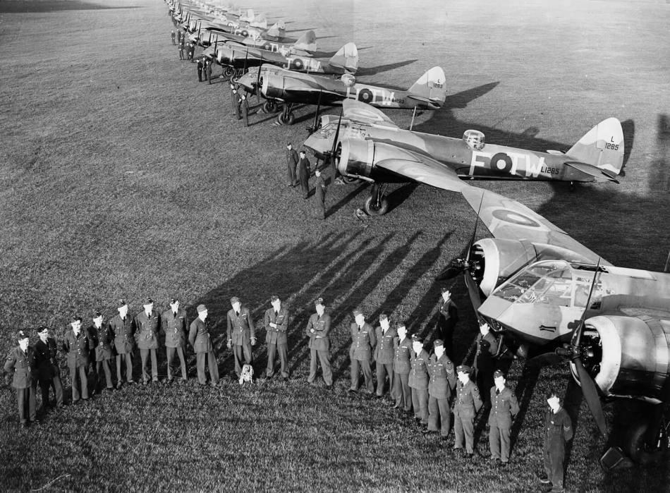 90-Squadron-Blenheim-RAF-Bicester-Will-Psuln