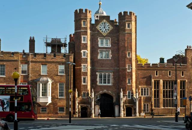Project: Hidden LondonSite: St James Palace, Chapel Royal, Westminster, London