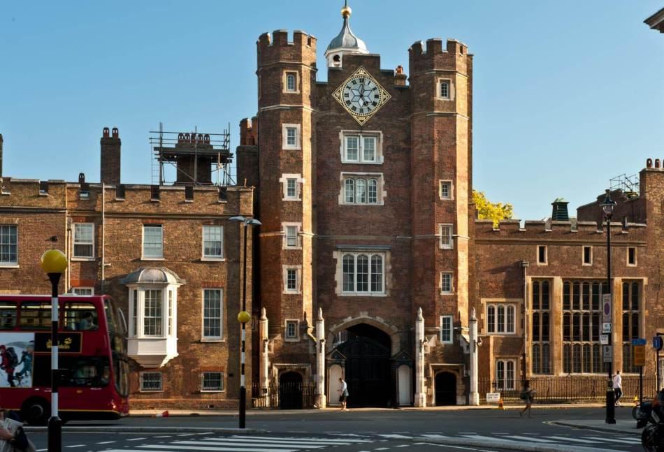 Project: Hidden LondonSite: St James Palace, Chapel Royal, Westminster, London