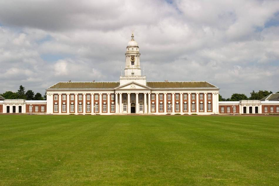 Royal Airforce College, Cranwell, Lincolnshire c Historic England DP001378