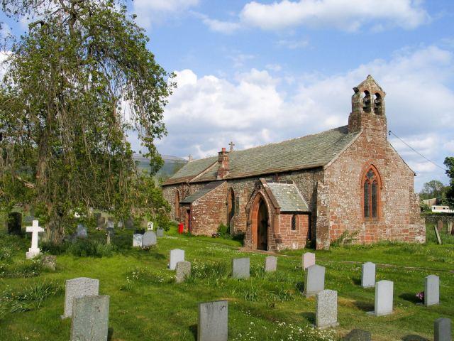 St Luke's Church, Ousby