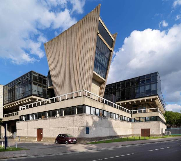 The Denys Wilkinson building at University of Oxford