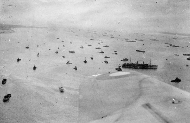 OPERATION OVERLORD (THE NORMANDY LANDINGS), 6 JUNE 1944