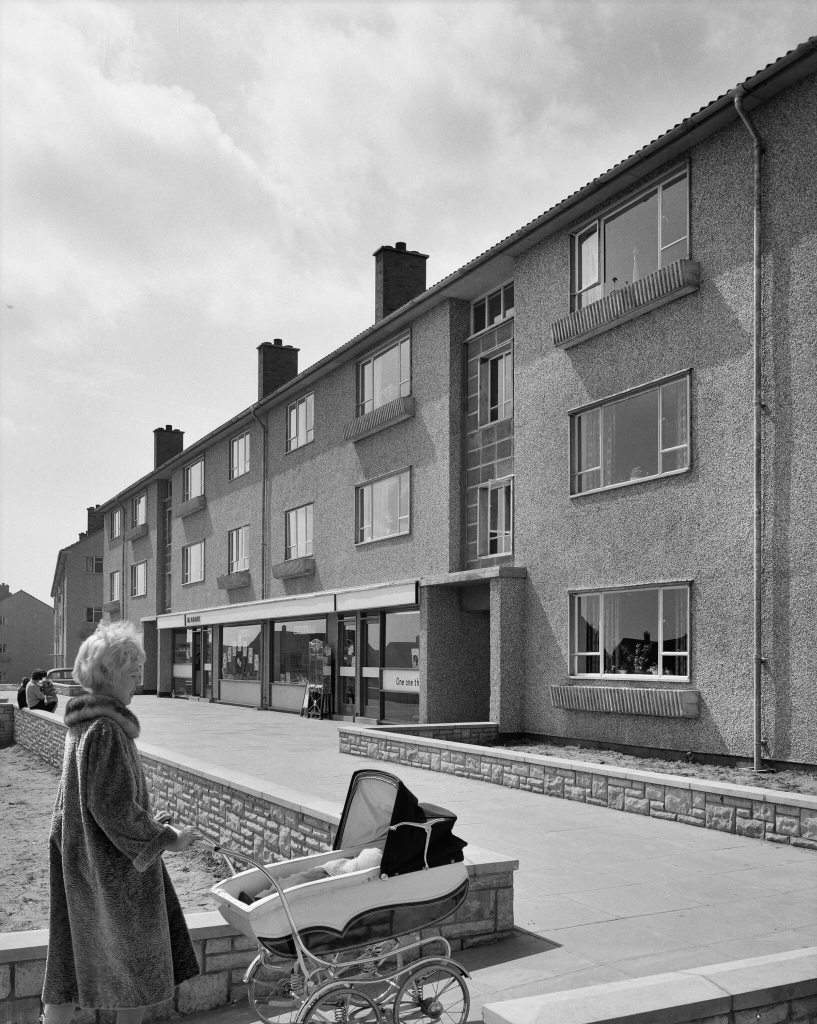 Easiform housing in Bristol