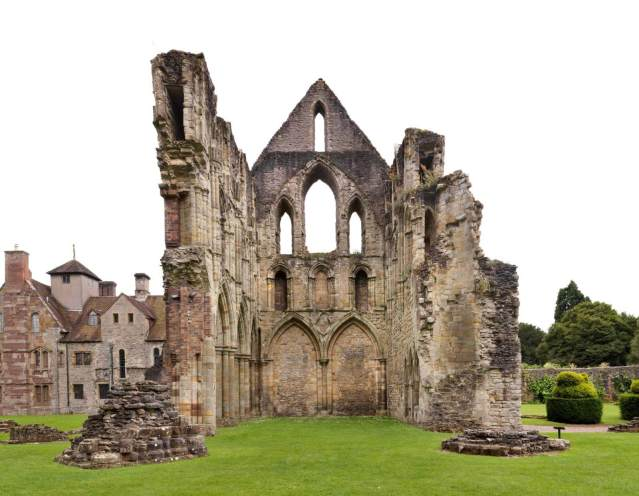 Ruins of Wenlock Priory