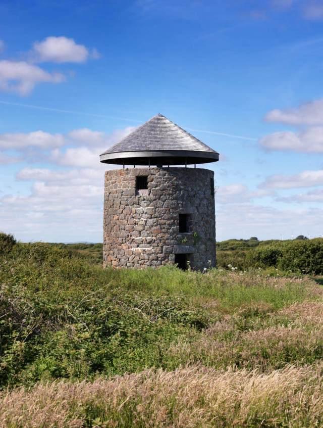 Windmill, Landewednack, Cornwall