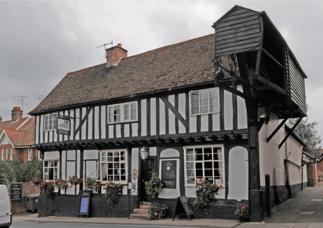 The Old Bell and Steelyard Inn