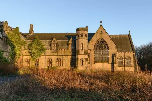 Chapel of St Aloysius, Ushaw college