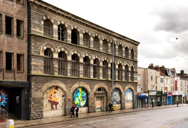 Carriage Works, Gloucester Road, Stokes Croft, Bristol