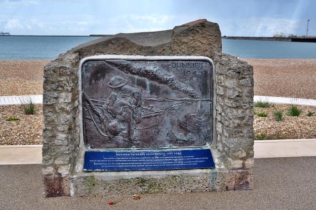 Dunkirk Memorial, Dover, Kent