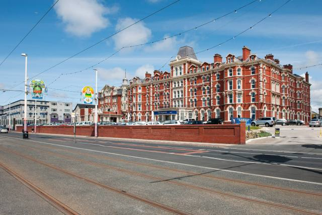 The Imperial Hotel, Blackpool © Historic England Archive. Ref: DP154924