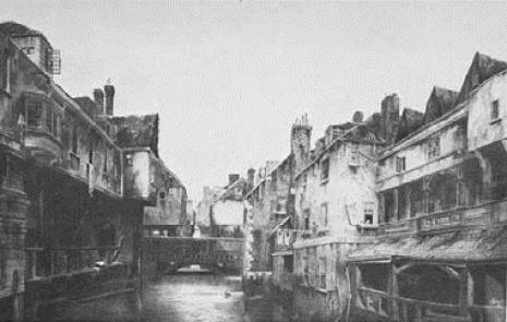 Jacob's Island, 1840.