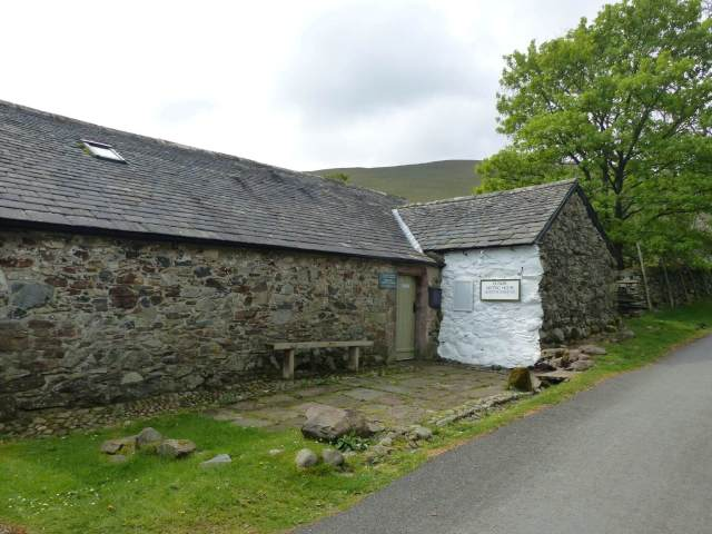 Exterior of Mosedale meeting house. Image by David Dunford via Enriching the List