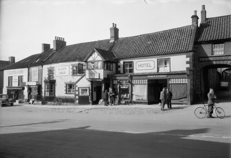 The Black Swan pub