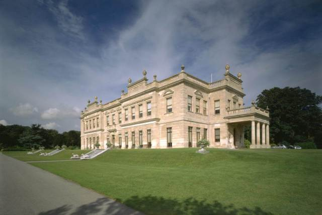 Brodsworth Hall, South Yorkshire © Historic England Archive K990937