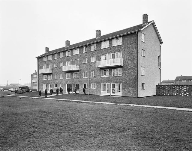 21 - 32 Twyford Close, 1963