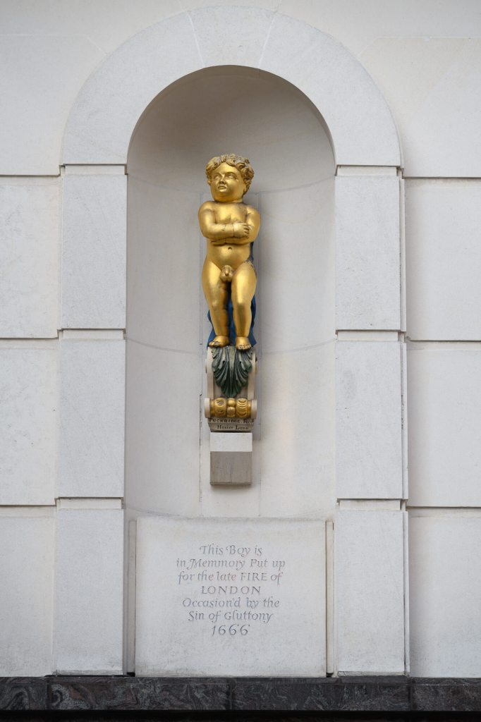 The Golden Boy of Pye Corner