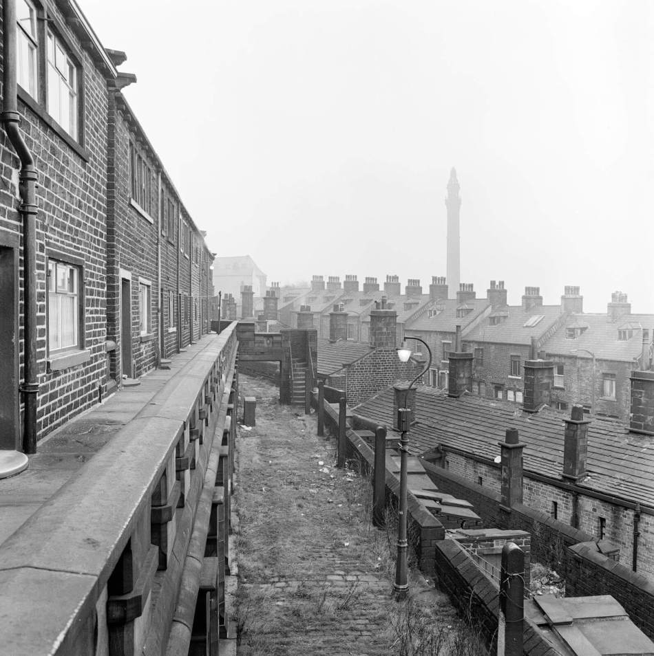 Back to back houses and under-dwellings in Calderdale