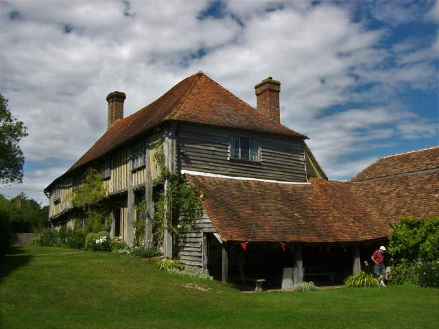 Smallhythe Place, Kent
