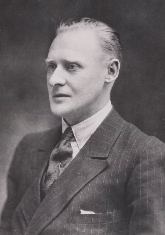 Portrait of Reginald J Mitchell