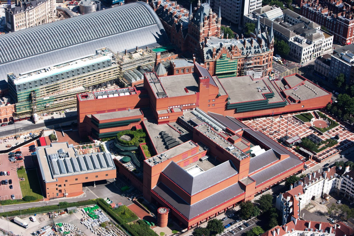 Listed 8 Cutting-edge Libraries Of Late C20 Heritage Calling