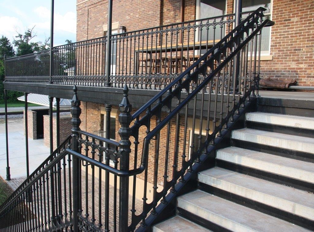 Cast Iron Railings Gates And Fencing | Outdoor Iron Stair Railing | Garden | Flat Iron | Decorative | Deck | Rustic