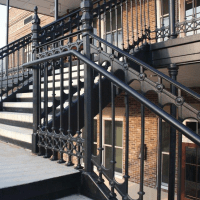 Cast Iron Railings, Gates and Fencing