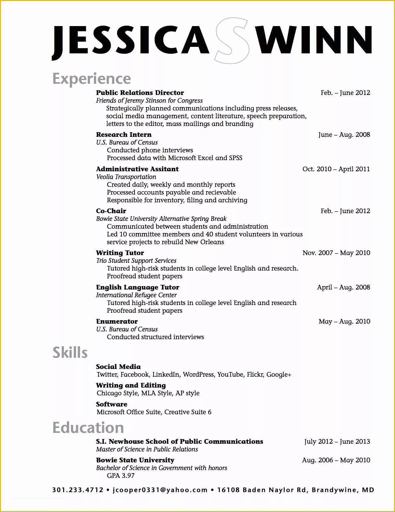 Student Resume Templates Free Resume Templates Free For High School Students Of Free Printable