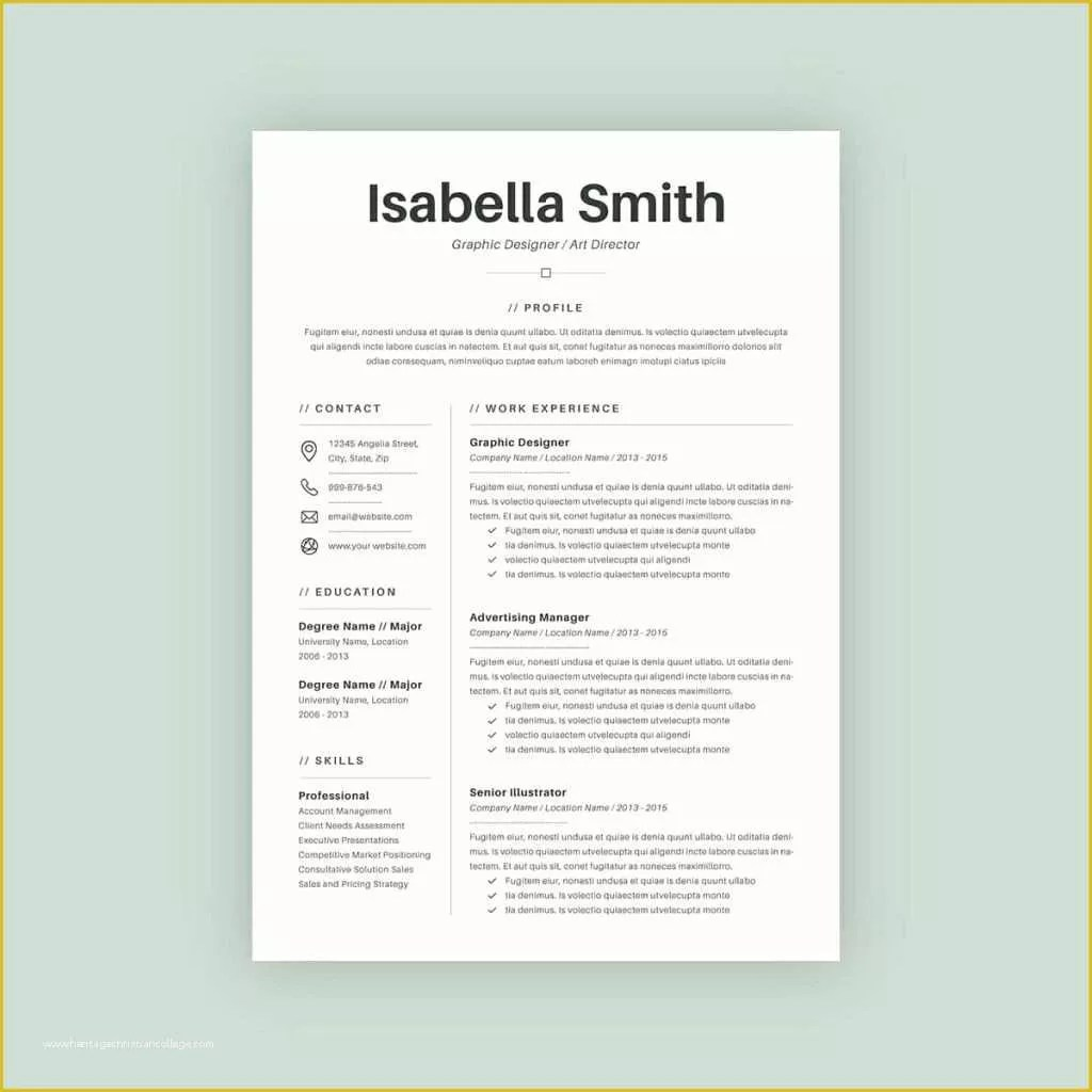 Simple Free Resume Template 47 Free Resume Template Download Heritagechristiancollege