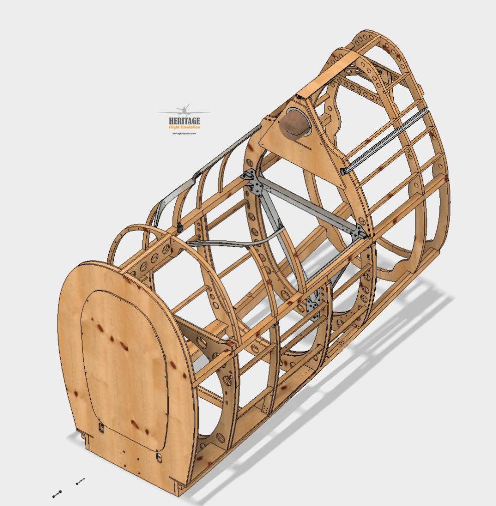 Cockpit Frame