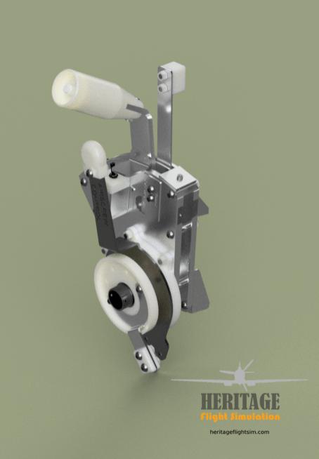 Throttle Quadrant Rev1 v6