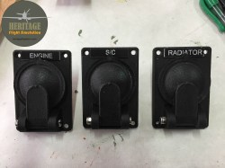 More switches from the starboard cluster