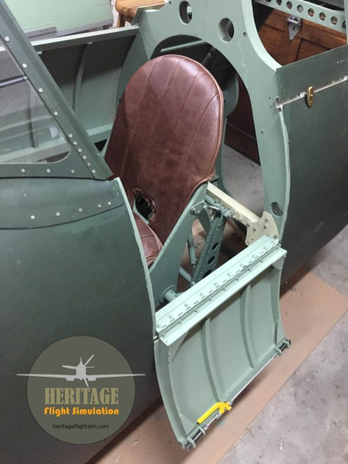 Fitted seat