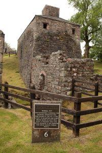 Bonawe Iron Furnace: Charging House | Heritage Futures