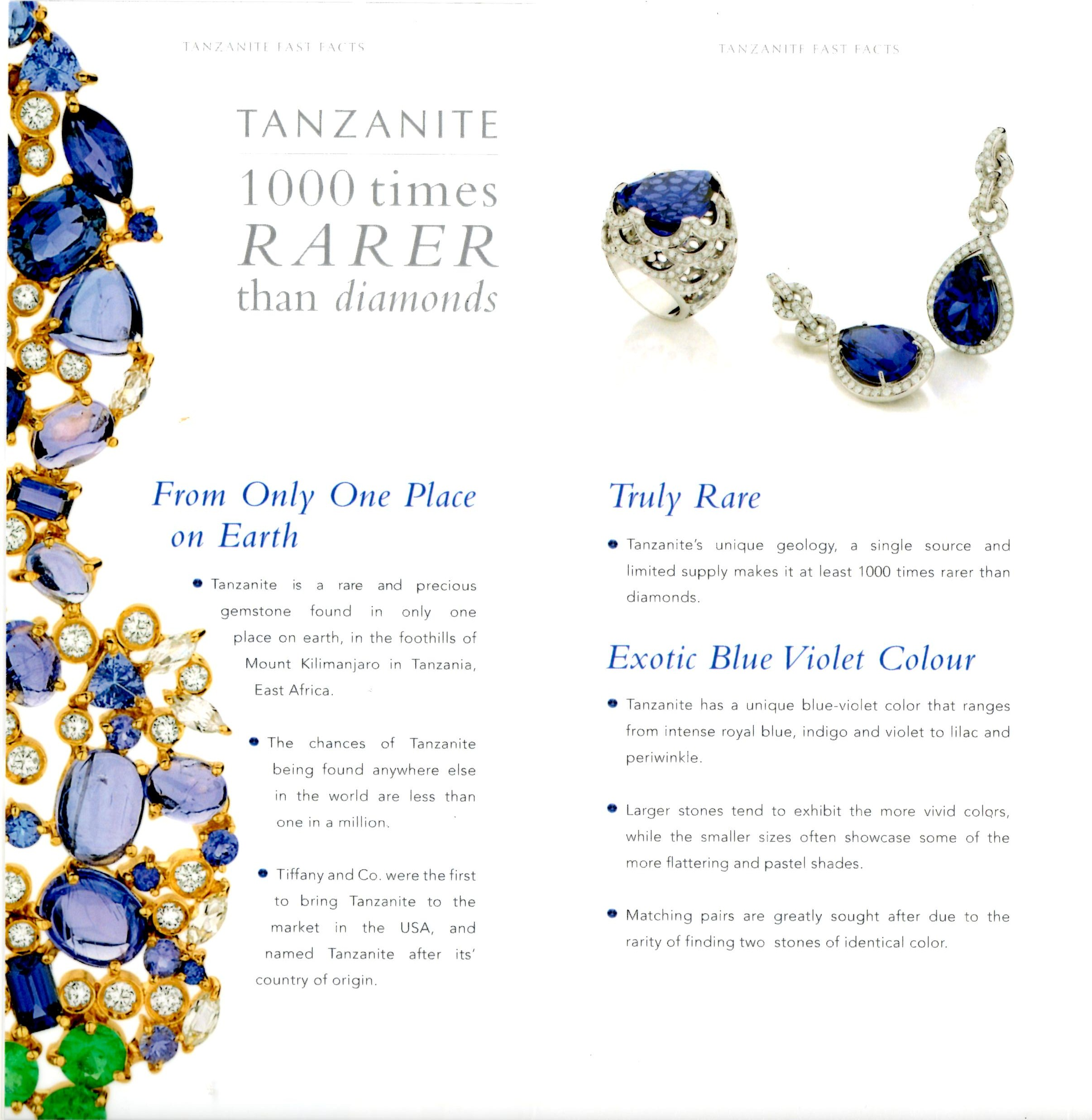buy tanzanite pictures online with wikihow to how a step steps investment grade