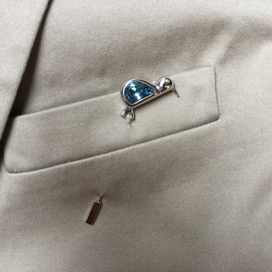 gents lapel pin