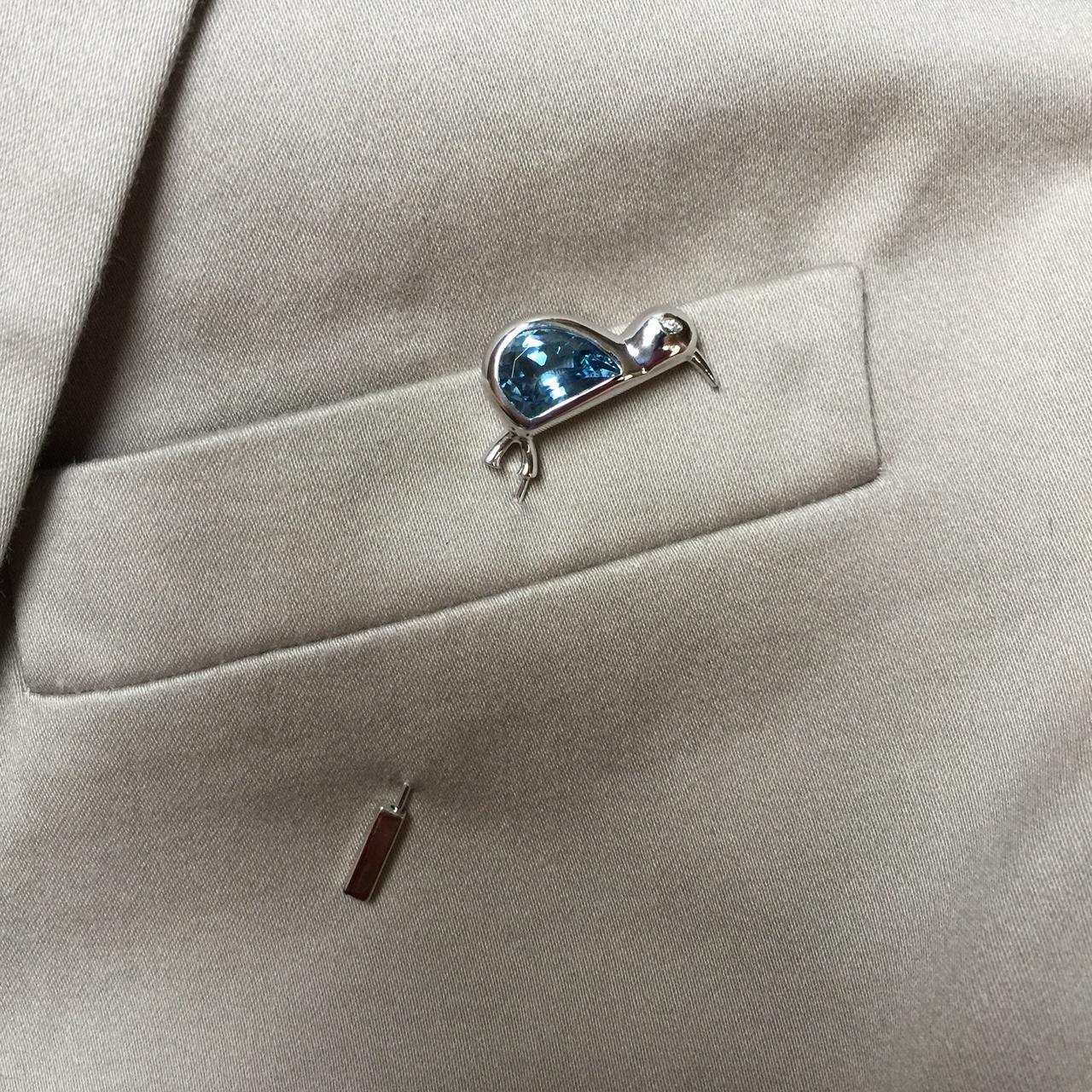 gents lapel pin
