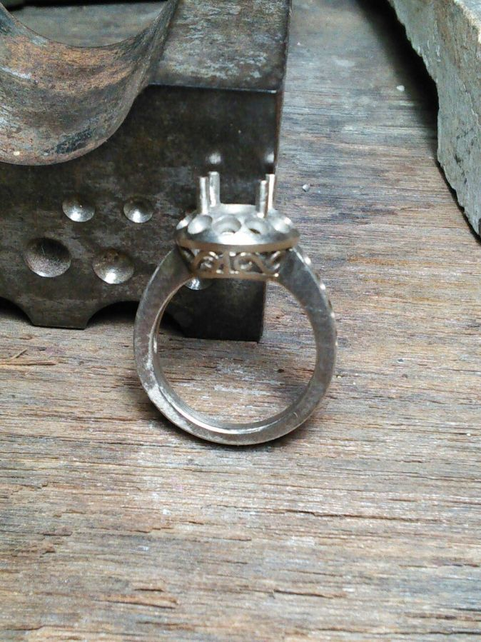 Engagement Ring Behind The Scenes