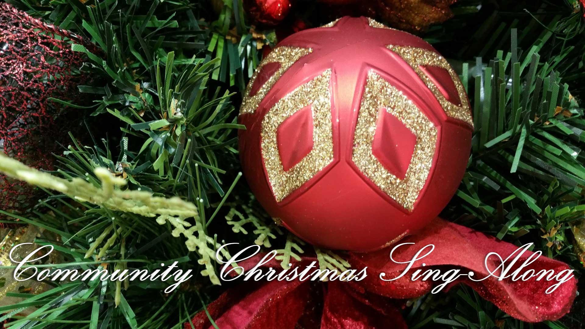 Community Christmas Sing-Along