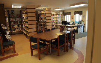 More than a library, the Cultural Resource Centre is a space to discover the community, local history and get support