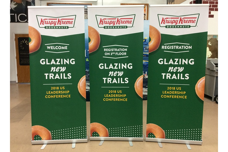 pop up banners dc