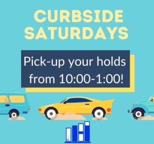 Saturday Curbside Service🚗🚕🚙