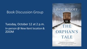 📚Hybrid Book Discussion Group - NK @ Heritage Public Library | New Kent | Virginia | United States